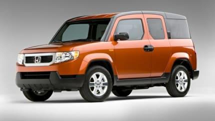 2011 Honda Element - 4dr 4x4 (LX)