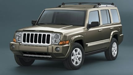 2010 Jeep Commander - 4dr 4x2 (Limited)