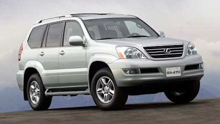 2009 Lexus GX 470 - 4dr All-wheel Drive (Base)