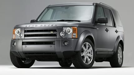 2009 Land Rover LR3 - 4dr All-wheel Drive (Base)