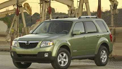 2011 Mazda Tribute - 4dr Front-wheel Drive (i Grand Touring)
