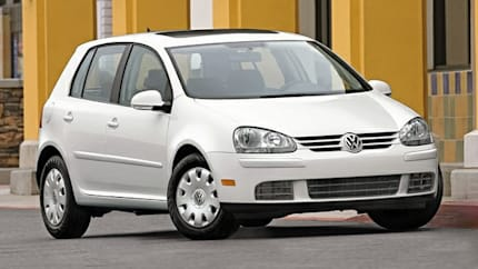 2009 Volkswagen Rabbit - 4dr Hatchback (S - End of Production October 2008)