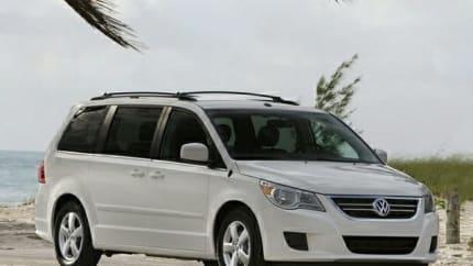 2012 Volkswagen Routan - 4dr Passenger Van (S)