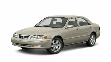 2002 Mazda 626 - 4dr Sedan (LX)