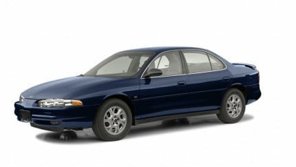 2002 Oldsmobile Intrigue - 4dr Sedan (GX)