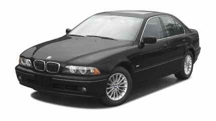 2003 BMW 540 - 4dr Sedan (i)