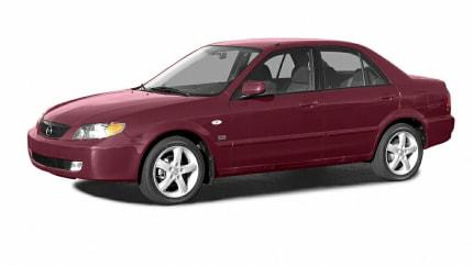 2003 Mazda Protege - 4dr Sedan (DX)