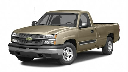2004 Chevrolet Silverado 2500 - 4x2 Regular Cab 8 ft. box 133 in. WB (LS)