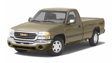 2004 GMC Sierra 2500 - 4x2 Regular Cab 8 ft. box 133 in. WB (Base)