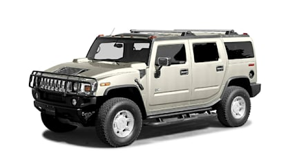 2004 HUMMER H2 - 4dr All-wheel Drive (Base)