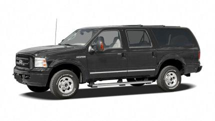 2005 Ford Excursion - 4x2 (XLT 6.0L)