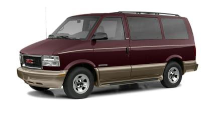 2005 GMC Safari - Rear-wheel Drive Passenger Van (SLE)
