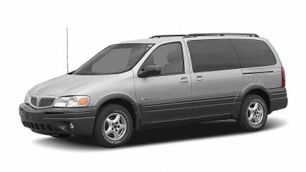 2005 Pontiac Montana - Front-wheel Drive Extended Passenger Van (M16 w/1SA Pkg.)