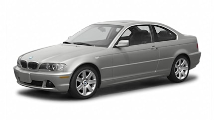 2006 BMW 325 - 2dr Rear-wheel Drive Coupe (Ci)