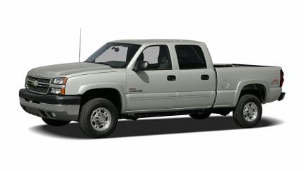 2006 Chevrolet Silverado 1500HD - 4x4 Crew Cab 6.6 ft. box 153 in. WB (LT2)