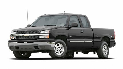 2007 Chevrolet Silverado 1500 Hybrid Classic - 4x2 Extended Cab 6.5 ft. box 143.5 in. WB (LT1)
