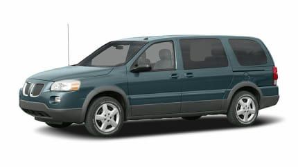 2006 Pontiac Montana SV6 - Front-wheel Drive Extended Passenger Van (Base)