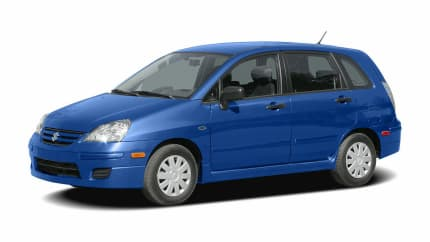 2006 Suzuki Aerio SX - 4dr Front-wheel Drive Hatchback (Base)
