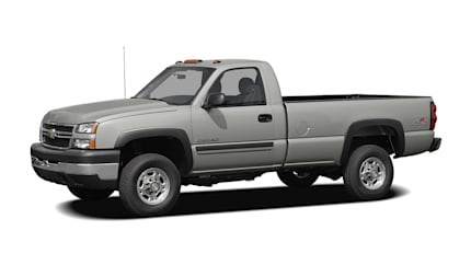 2007 Chevrolet Silverado 2500HD Classic - 4x2 Regular Cab 8 ft. box 133 in. WB (LS)