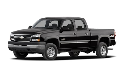 2007 Chevrolet Silverado 1500HD Classic - 4x2 Crew Cab 6.6 ft. box 153 in. WB (LT1)