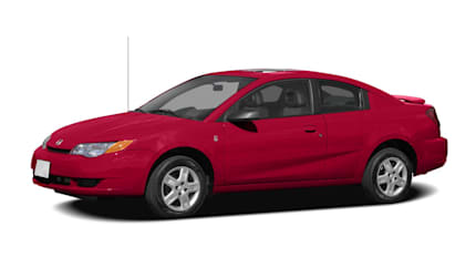 2007 Saturn ION - 4dr Coupe (2)