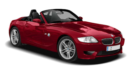 2008 BMW Z4M - 2dr Rear-wheel Drive Roadster (Base)