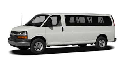 2008 Chevrolet Express - Rear-wheel Drive G2500 Passenger Van (LT)