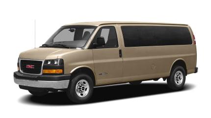 2008 GMC Savana - Rear-wheel Drive G1500 Passenger Van (LT)