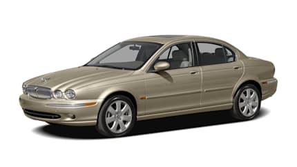2008 Jaguar X-TYPE - 4dr Sedan (3.0)