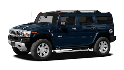 2009 HUMMER H2 SUV - 4dr All-wheel Drive (Base)