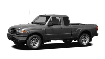 2009 Mazda B4000 - 4x4 Cab Plus 4 125.9 in. WB (Base)