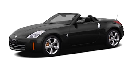 2009 Nissan 350Z - 2dr Roadster (Grand Touring)