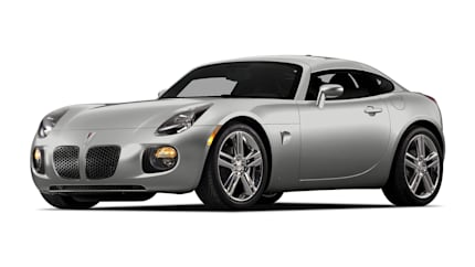 2009 Pontiac Solstice - 2dr Coupe (Base)