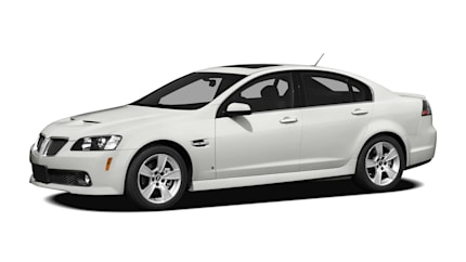 2009 Pontiac G8 - 4dr Sedan (GT)