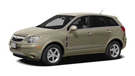 2009 Saturn VUE Hybrid - Front-wheel Drive (4-Cyl Base)