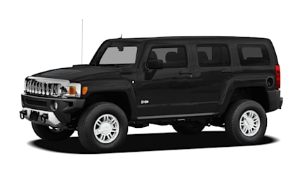 2010 HUMMER H3 SUV - 4dr All-wheel Drive (Adventure Edition)