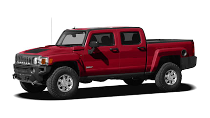 2010 HUMMER H3T - All-wheel Drive Crew Cab 134.2 in. WB (Crew Cab)