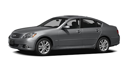 2010 Infiniti M35 - 4dr Rear-wheel Drive Sedan (Base)
