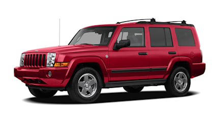 2010 Jeep Commander - 4dr 4x4 (Limited)