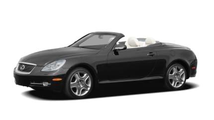 Lexus SC 430 Review - Research New & Used Lexus SC 430 Models ...