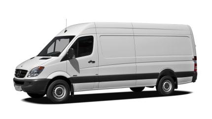 2010 Mercedes-Benz Sprinter Van - Sprinter Van 2500 Extended Cargo Van 170 in. WB (High Roof)