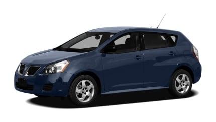 2010 Pontiac Vibe - Front-wheel Drive Hatchback (Base w/1.8L)
