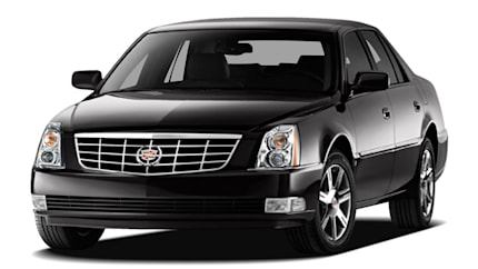 2011 Cadillac DTS - 4dr Livery (Base)