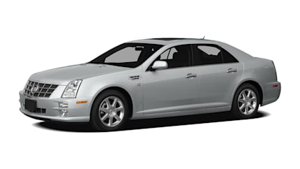 2011 Cadillac STS - 4dr Rear-wheel Drive Sedan (Luxury)