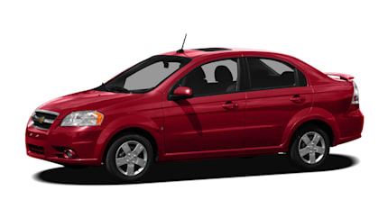 2011 Chevrolet Aveo - 4dr Sedan (1LT)