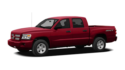 2011 Dodge Dakota - 4x2 Crew Cab 131.3 in. WB (Bighorn/Lonestar)