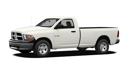 2011 Dodge Ram 1500 - 4x2 Regular Cab 120 in. WB (SLT)