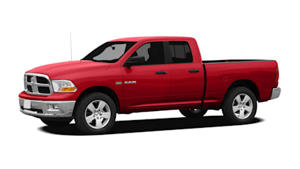 2011 Dodge Ram 1500 - 4x2 Quad Cab 140 in. WB (ST)