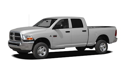 2011 Dodge Ram 2500 - 4x2 Crew Cab 149 in. WB (ST)