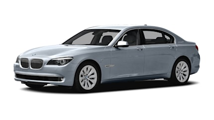 2012 BMW ActiveHybrid 750 - 4dr Rear-wheel Drive Sedan (i)